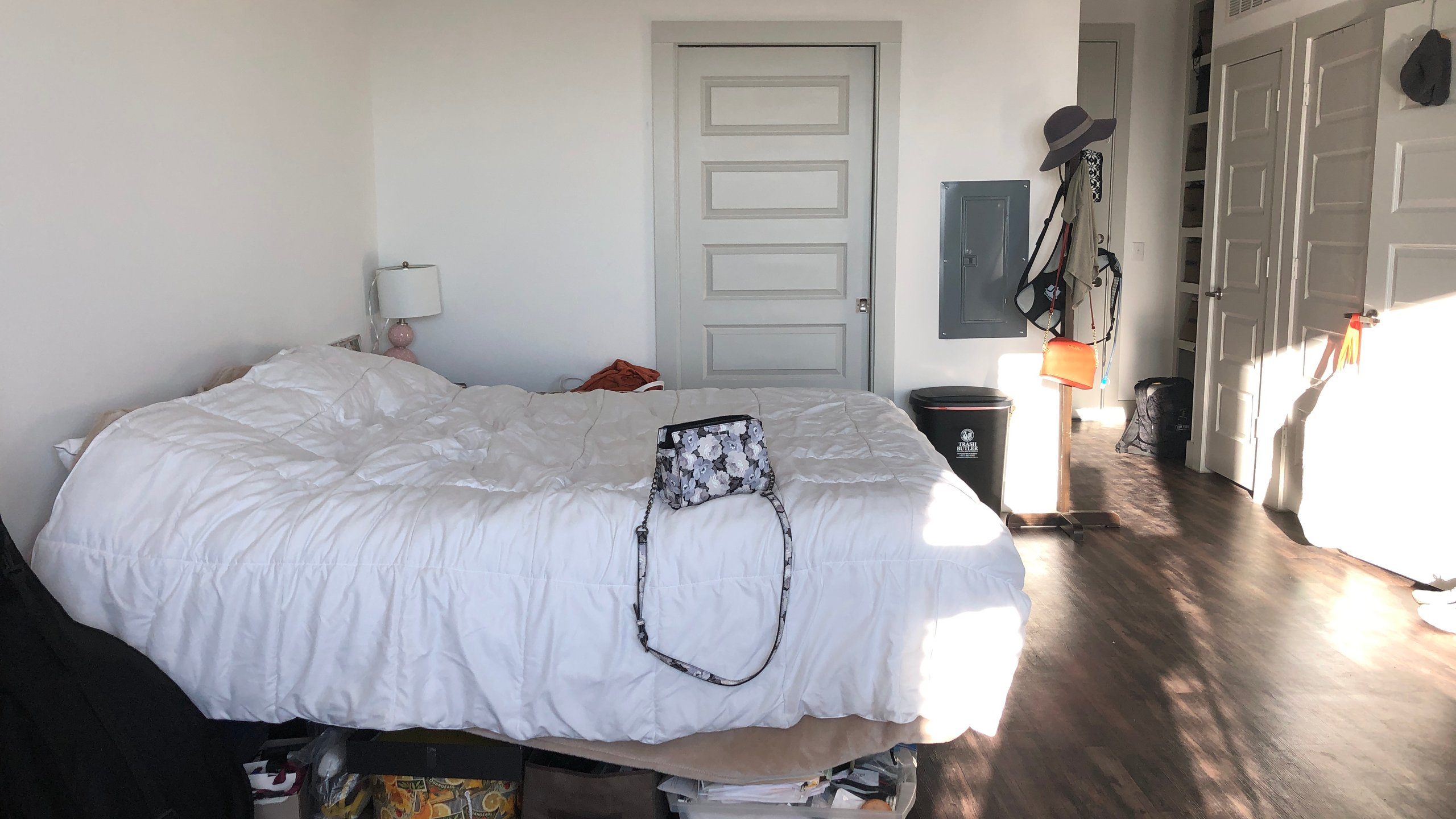 10x6 Bedroom self storage unit