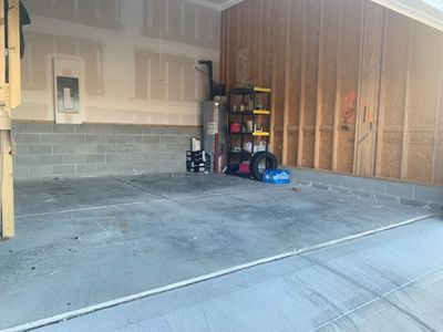 19x20 Garage self storage unit