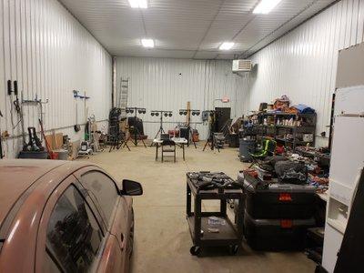 28x60 Garage self storage unit