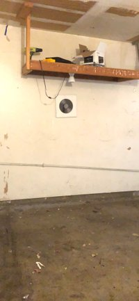 8x19 Garage self storage unit