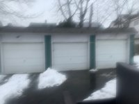 100x80 Garage self storage unit