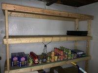 14x11 Basement self storage unit