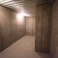 10x5 Basement self storage unit