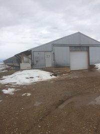 160x50 Warehouse self storage unit