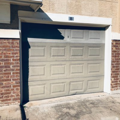 19x9 Garage self storage unit