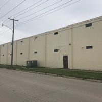 100x330 Warehouse self storage unit