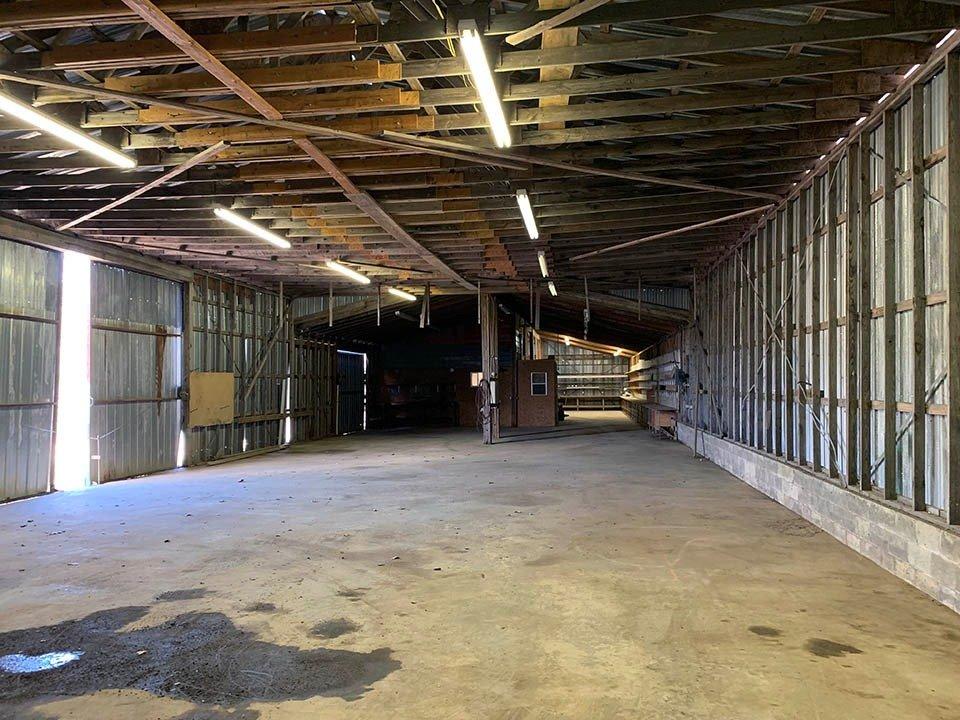 10x40 Warehouse self storage unit