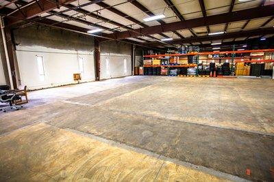 9x20 Warehouse self storage unit