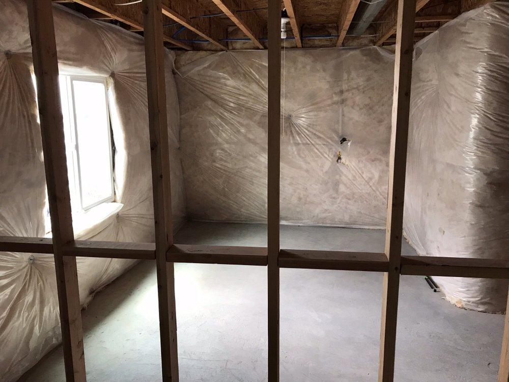 14x10 Basement self storage unit