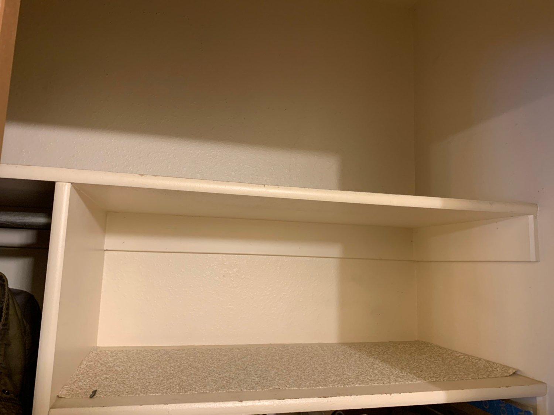 1x8 Closet self storage unit