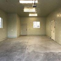5x5 Garage self storage unit