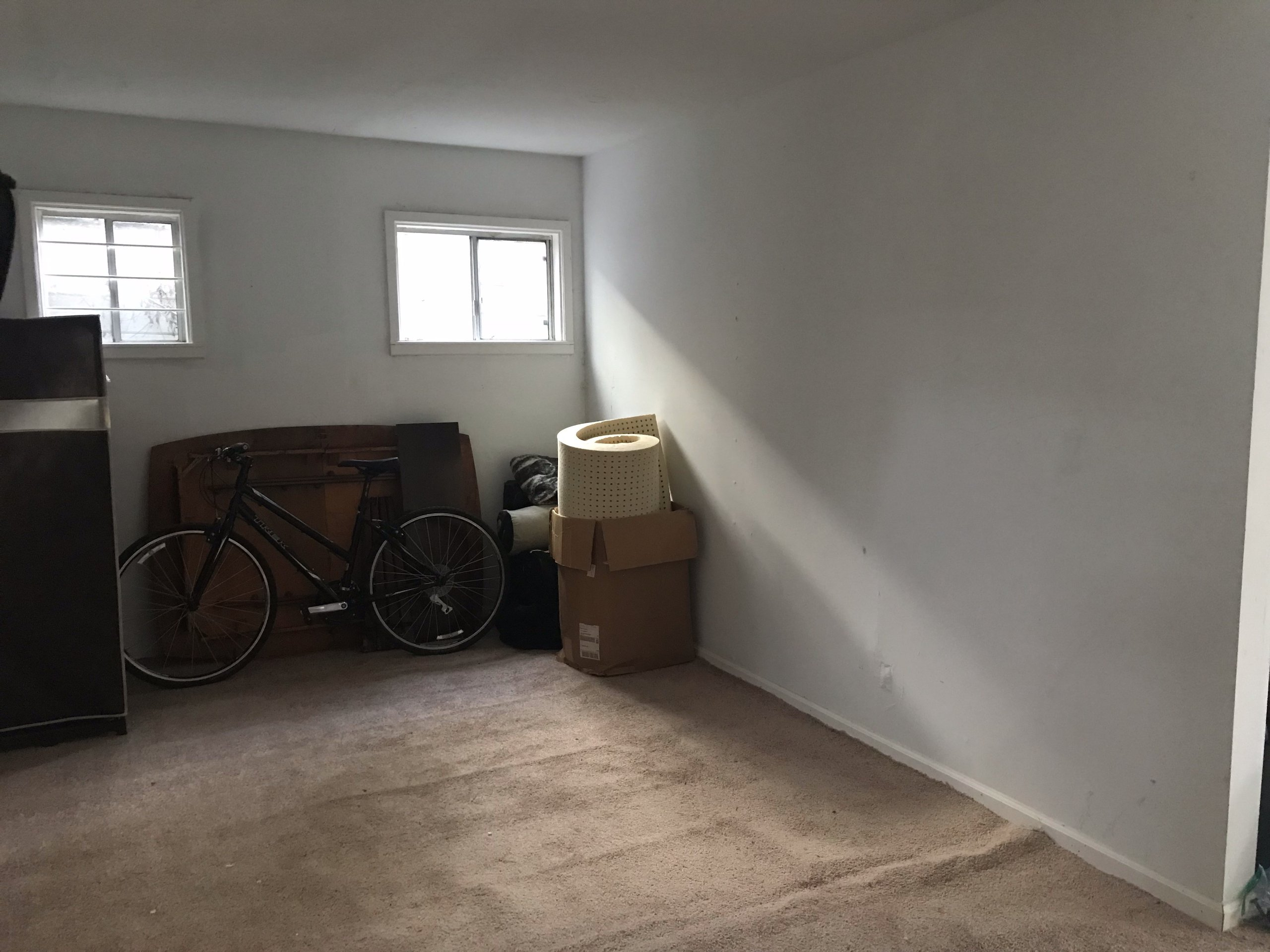 5x5 Bedroom self storage unit