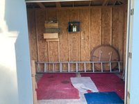 12x7 Shed self storage unit