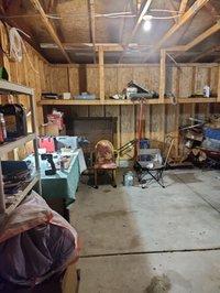 25x23 Garage self storage unit