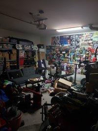 20x20 Garage self storage unit