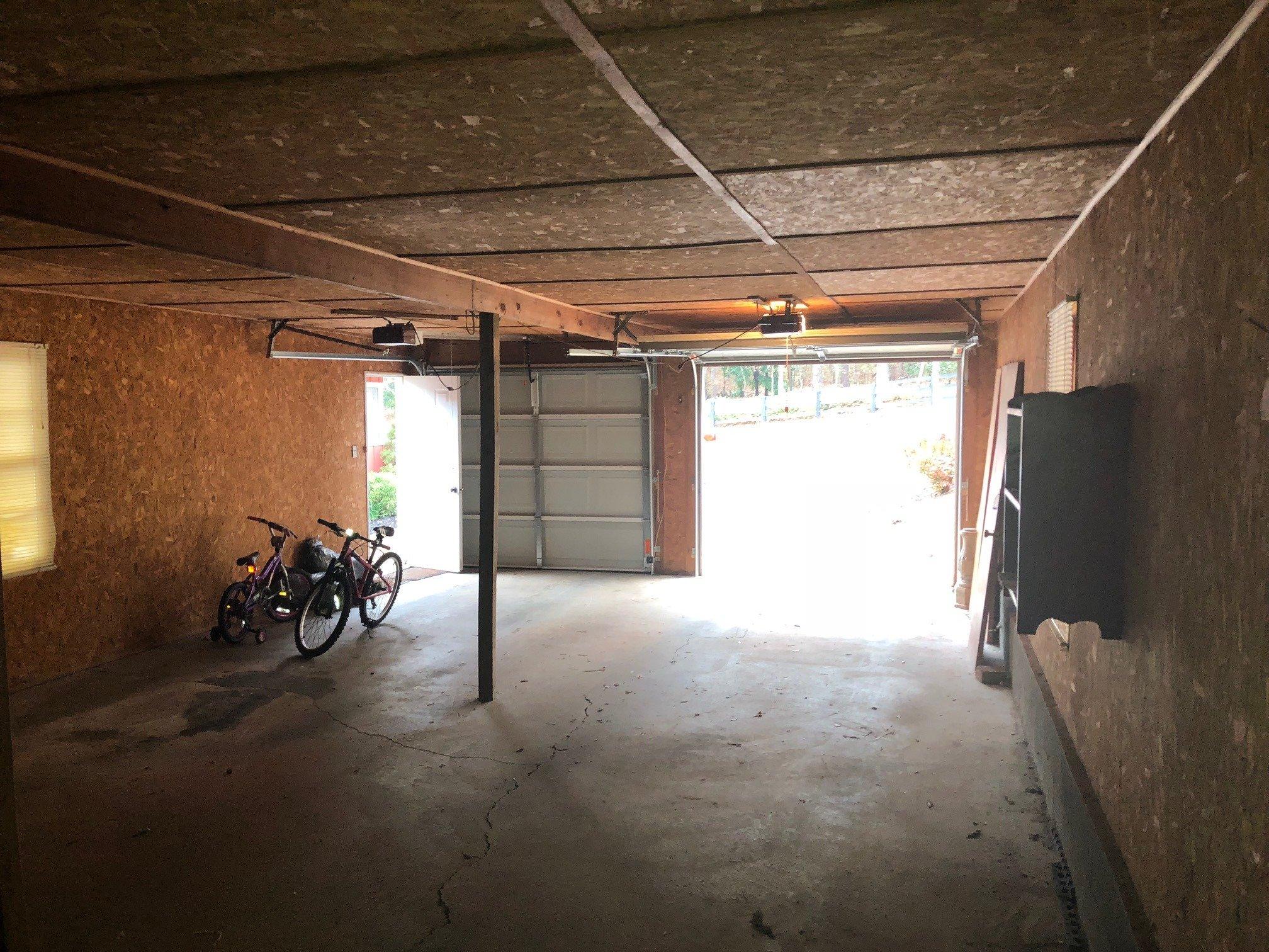 20x35 Garage self storage unit