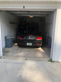 18x10 Garage self storage unit