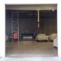 10x5 Parking Lot self storage unit