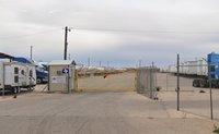 80x15 Parking Lot self storage unit