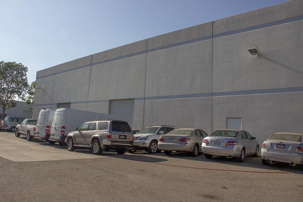 20x15 Parking Lot self storage unit
