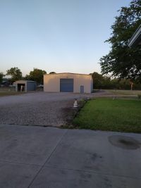 10x50 Unpaved Lot self storage unit