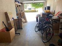 5x15 Garage self storage unit