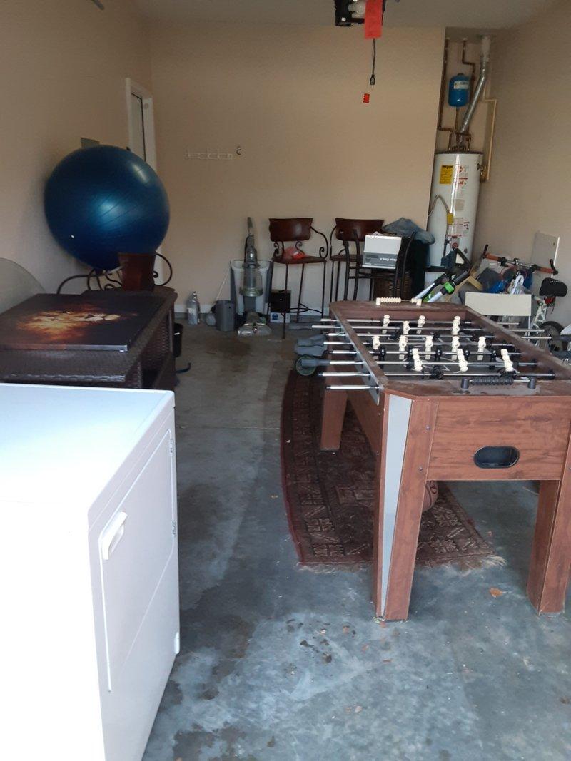 22x14 Garage self storage unit