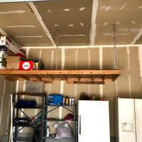 6x4 Garage self storage unit