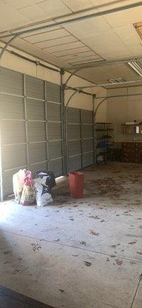 40x25 Garage self storage unit