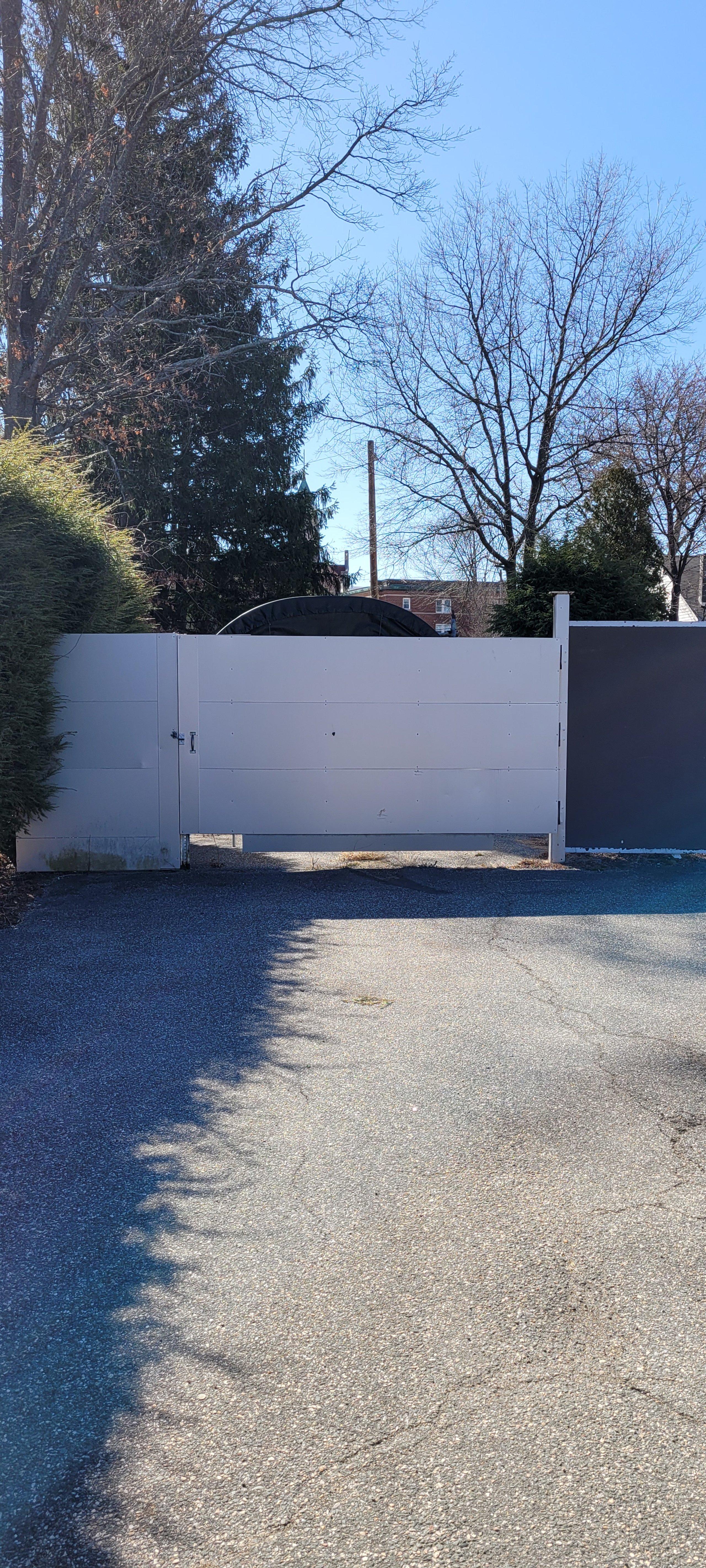 20x14 Carport self storage unit