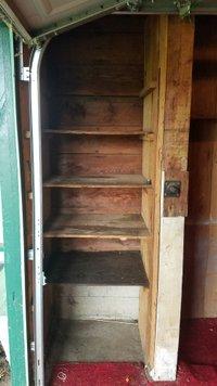 11x13 Garage self storage unit