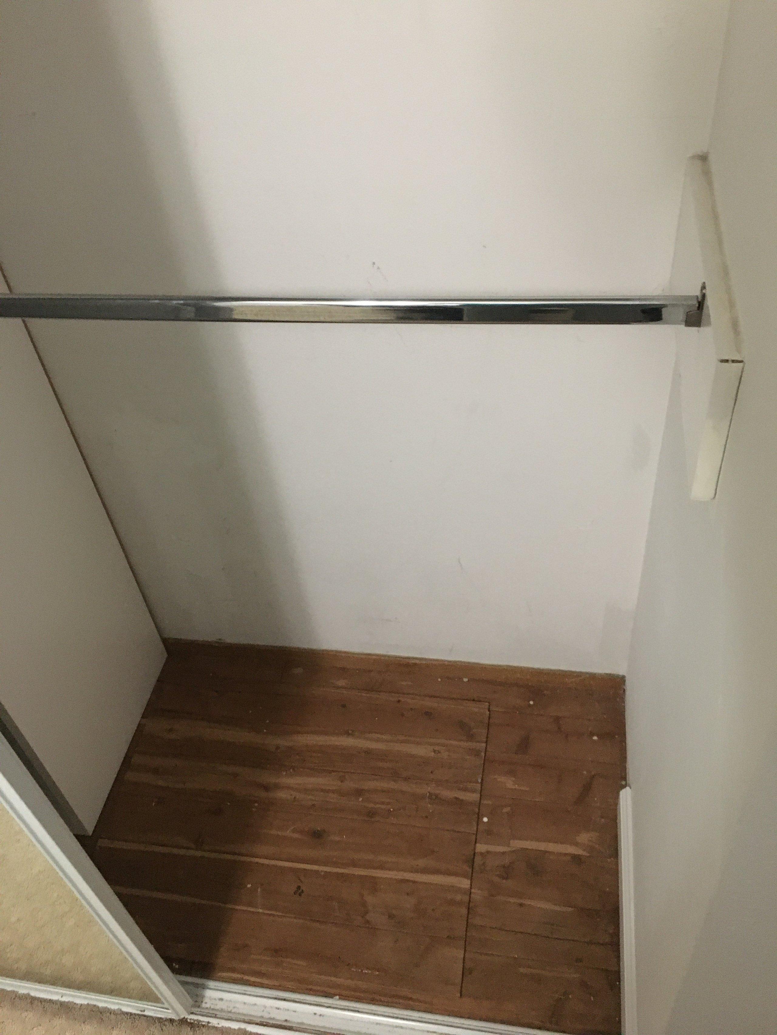 5x3 Closet self storage unit