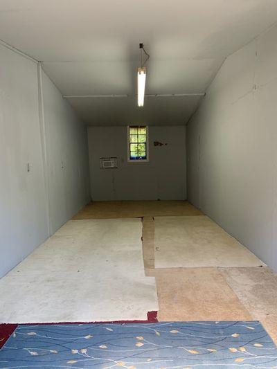 34x12 Warehouse self storage unit