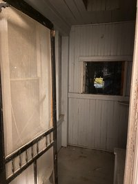 10x19 Basement self storage unit
