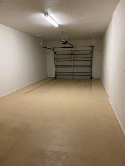 20x40 Garage self storage unit