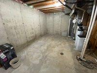 14x6 Basement self storage unit