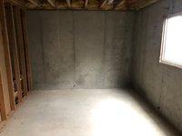 13x10 Basement self storage unit