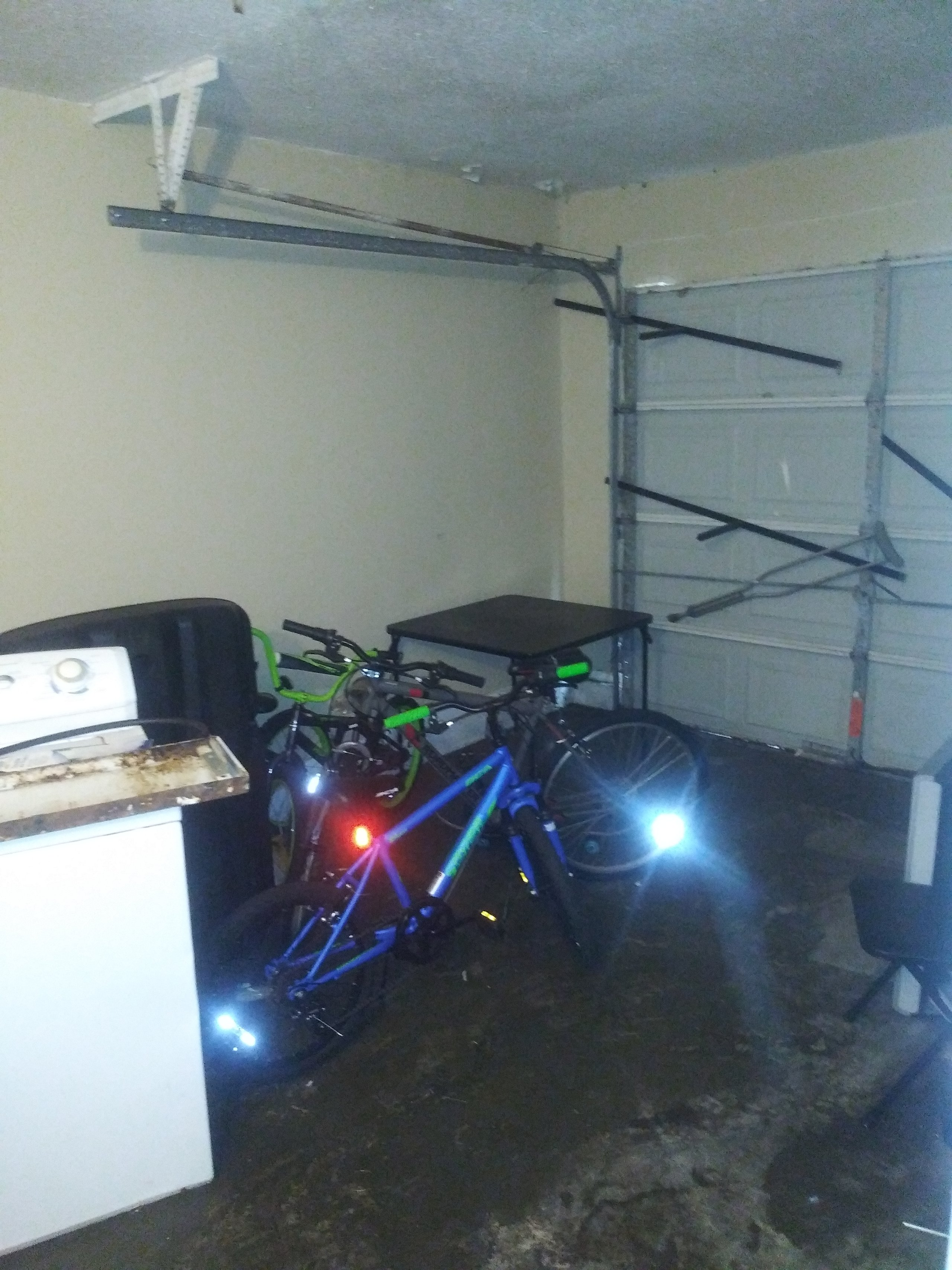 6x8 Driveway self storage unit
