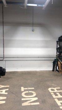 10x12 Warehouse self storage unit