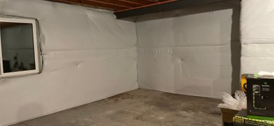 12x20 Basement self storage unit