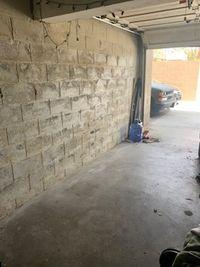 12x5 Garage self storage unit