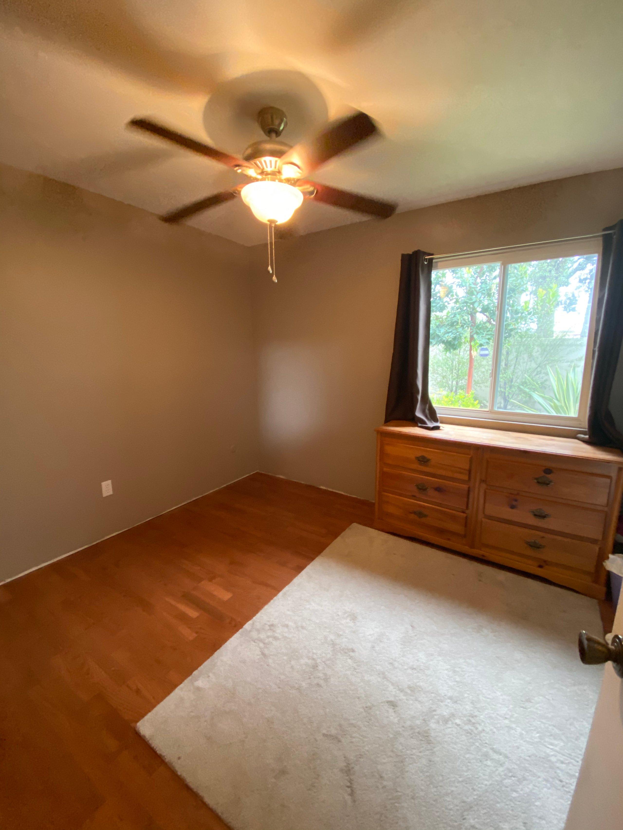 10x9 Bedroom self storage unit