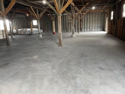 50x50 Warehouse self storage unit