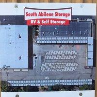 40x12 Parking Lot self storage unit