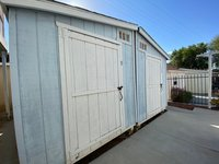 10x8 Shed self storage unit