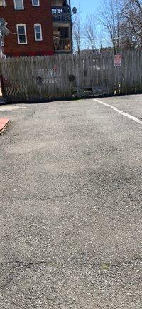 30x30 Parking Lot self storage unit