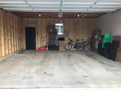 22x20 Garage self storage unit