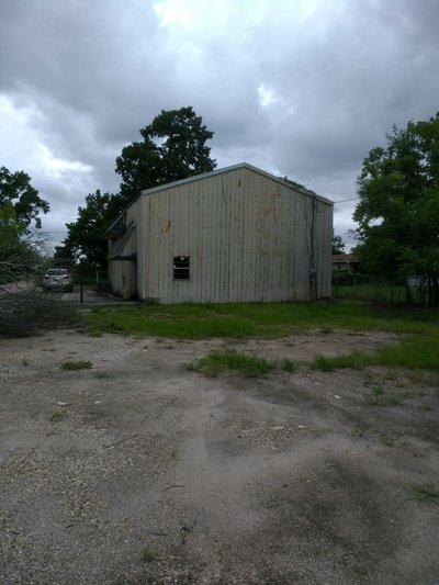 36x61 Warehouse self storage unit
