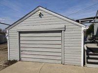 20x14 Garage self storage unit
