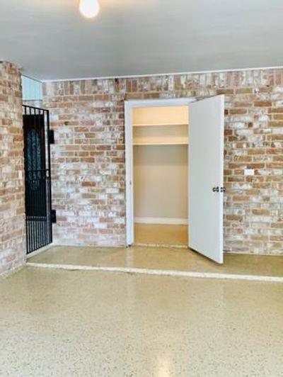9x6 Closet self storage unit